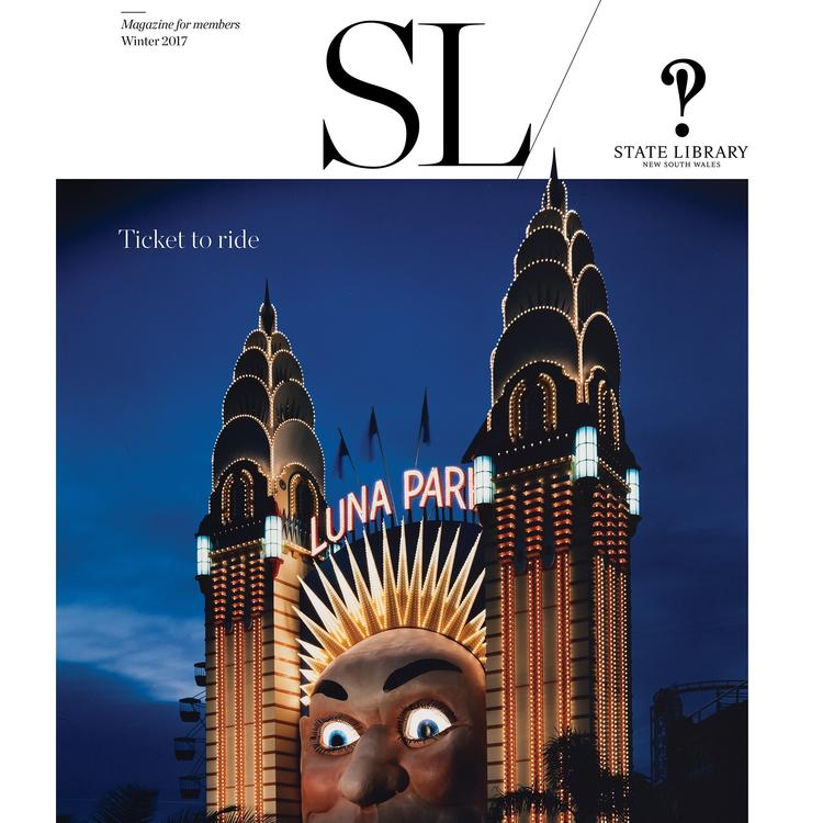 Cover image for SL Magazine Winter 2017