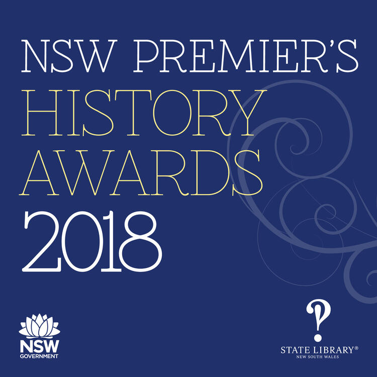 NSW Premier's History Awards 2018 graphic