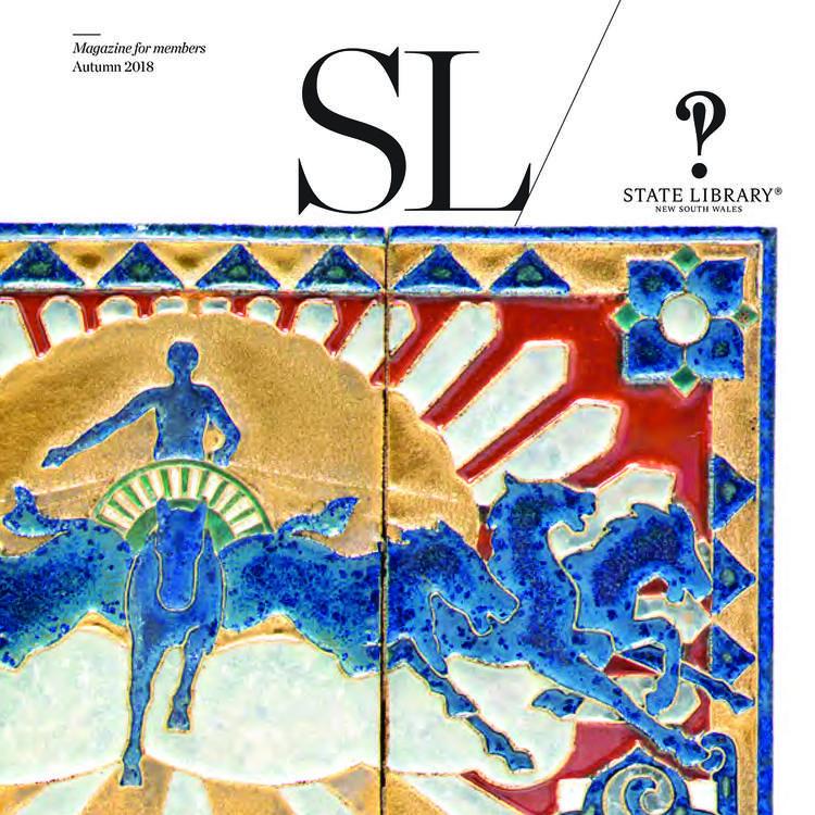SL Magazine Autumn 2018 cover
