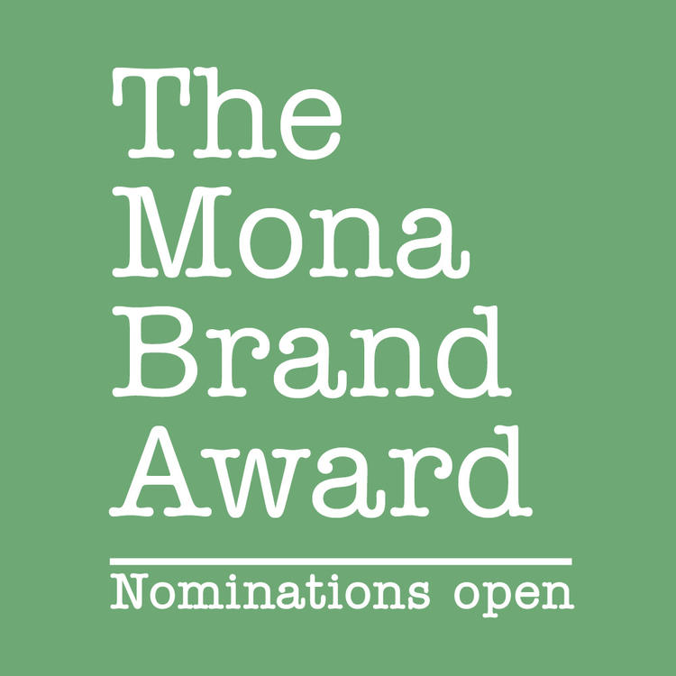 Mona Brand Award nominations open