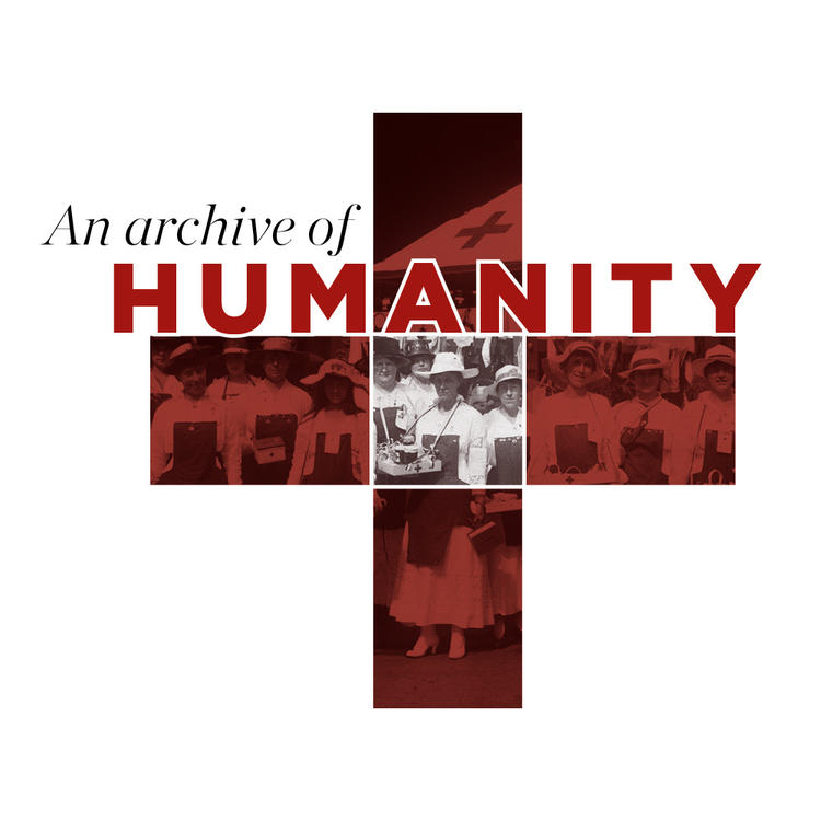 An archive of humanity graphic