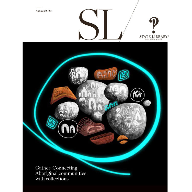 Cover image of the Autumn 2020 issue.