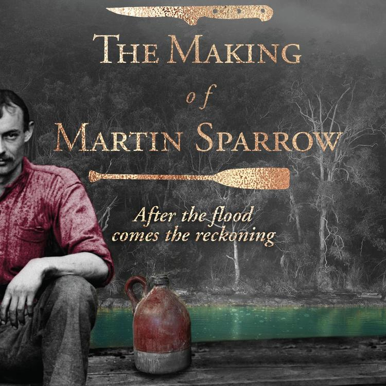 The Making of Martin Sparrow book cover