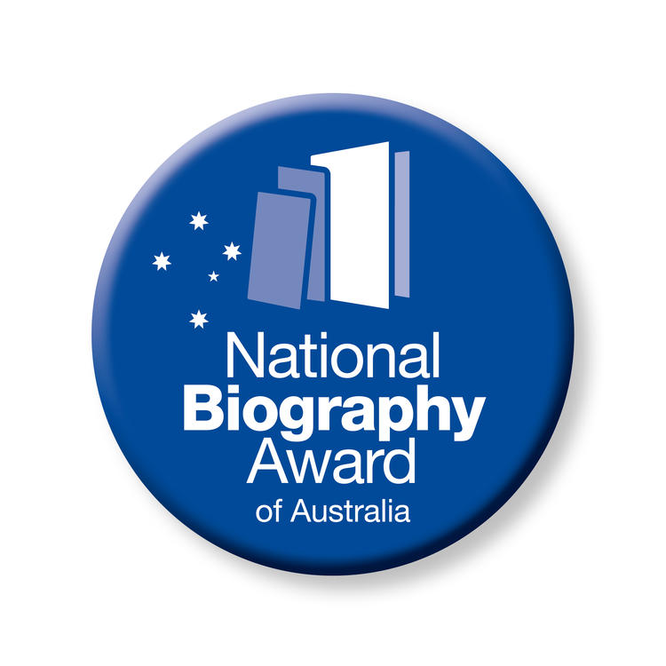 National Biography award logo