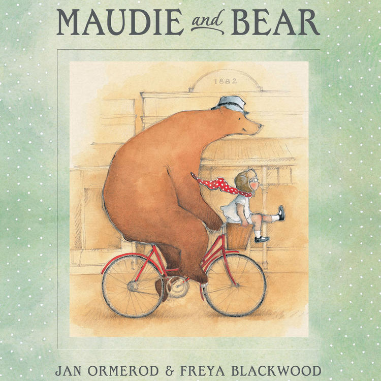 Maudie-and-Bear-by-Jan-Ormerod