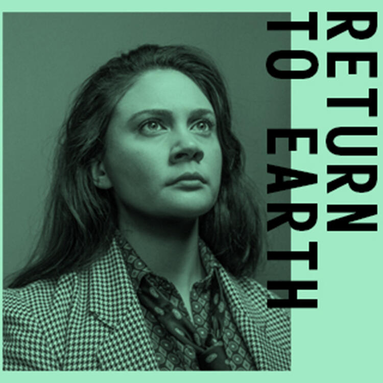 Return to Earth by Lally Katz
