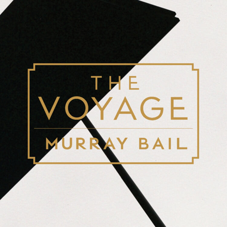 Bookcover for the Voyage by Murray Bail