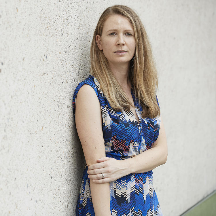 Rebecca Starford, 2021, photo by Jason Zambelli