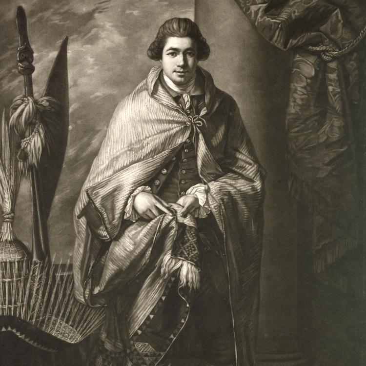 Portrait of Mr Banks
