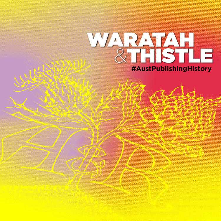 Waratah  Thistle wording and logo