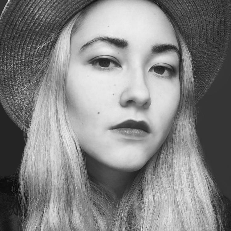 Anchuli Felicia King self-portrait