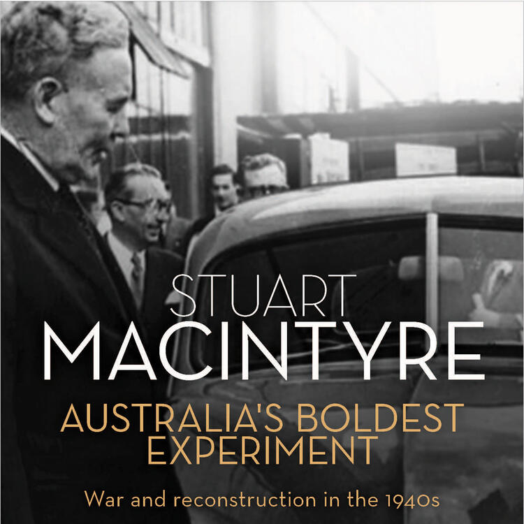 Australia's Boldest Experiment