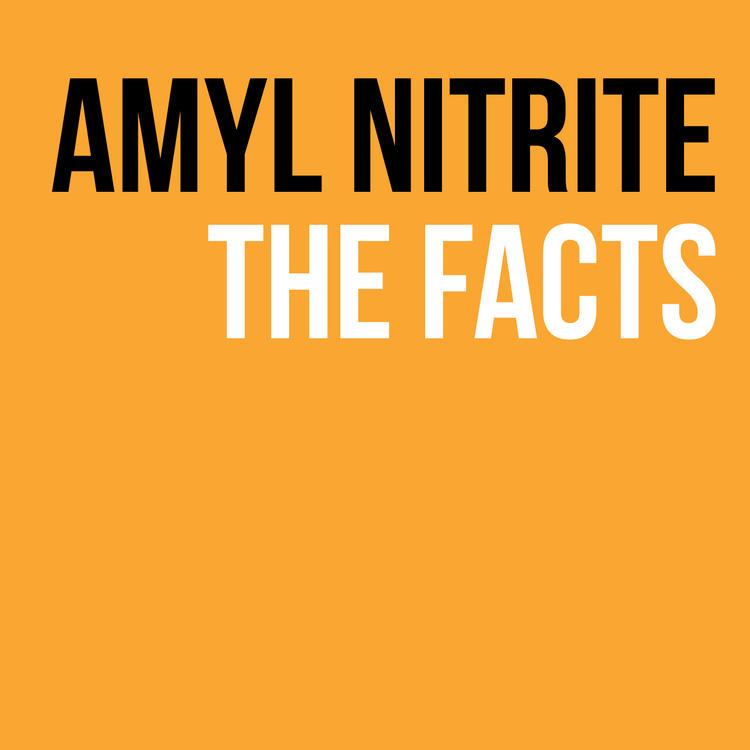 Amyl nitrite cover image