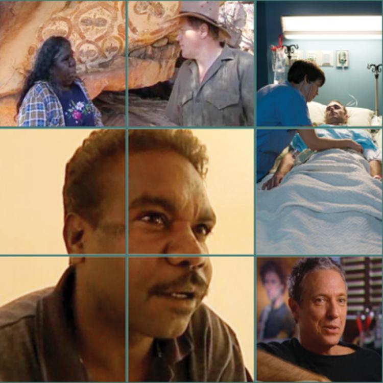 Australasian Video Online banner collage