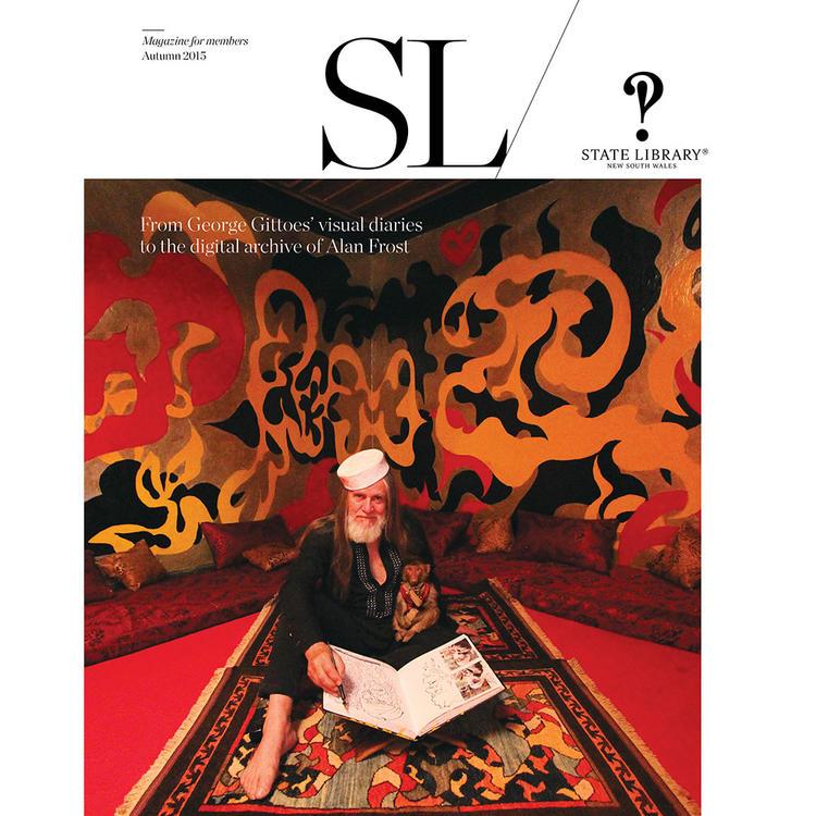 Sl Magazine Autumn 2015 cover