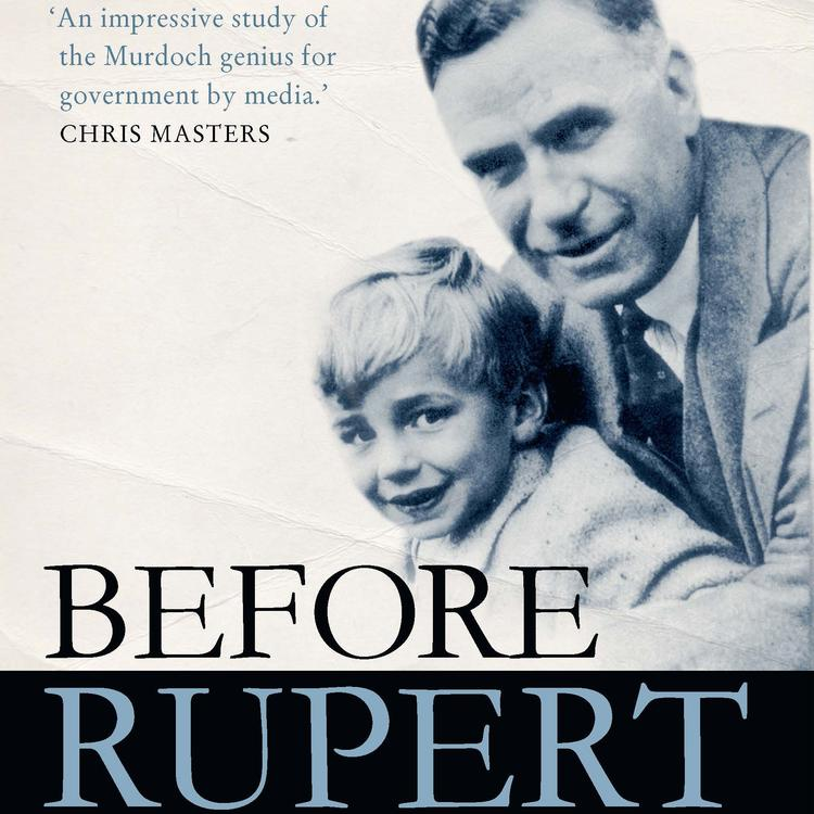 Cover image of Before Rupert