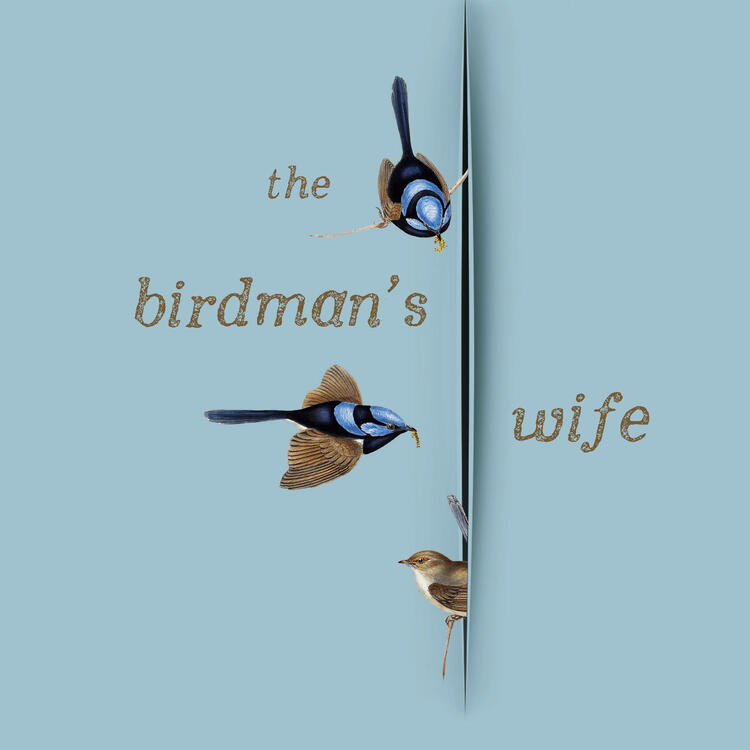 book cover of the birdmans wife