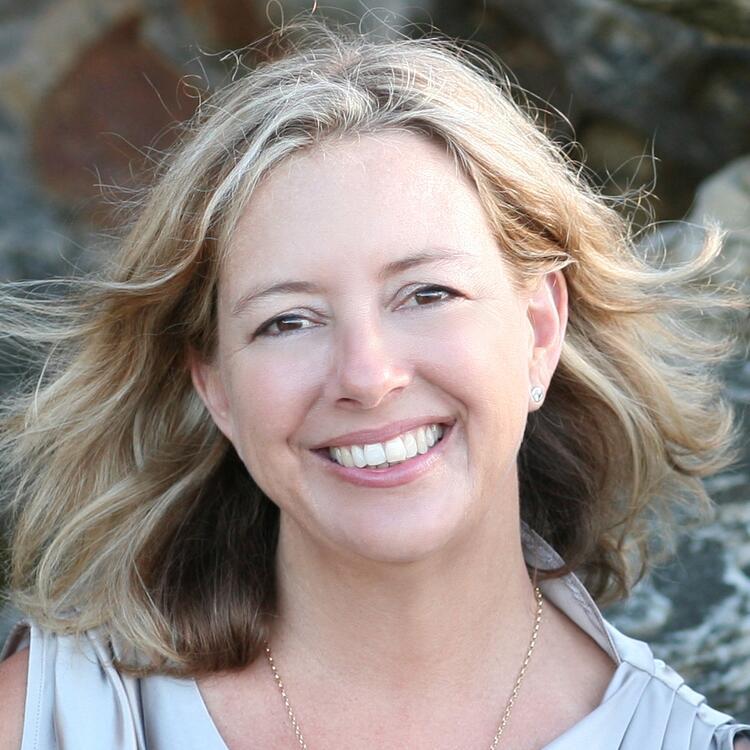 Children's author Belinda Murrell