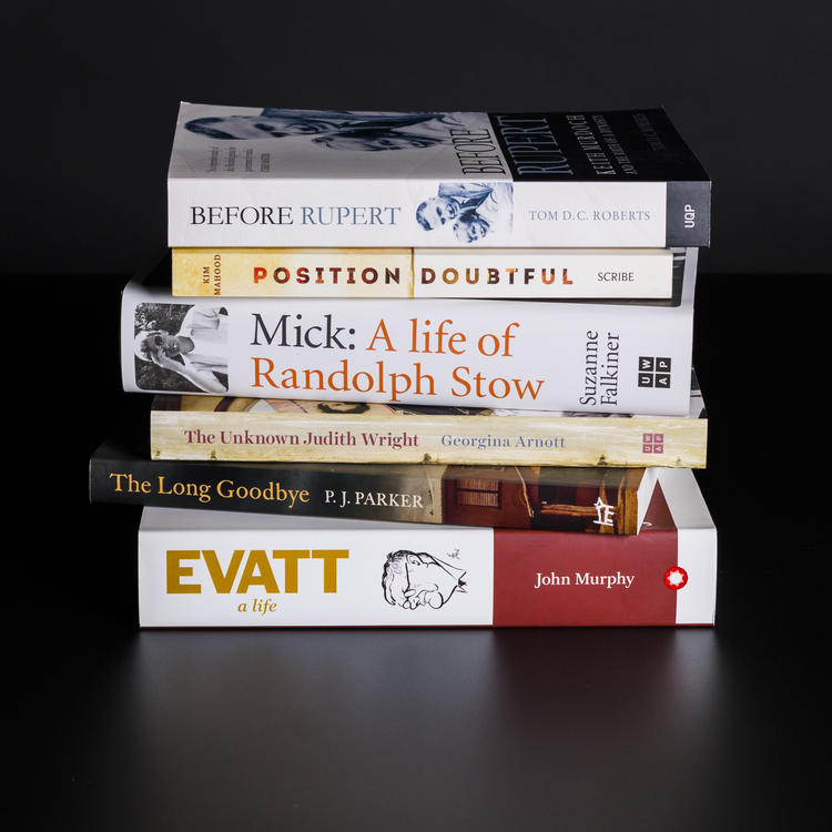 book stack image