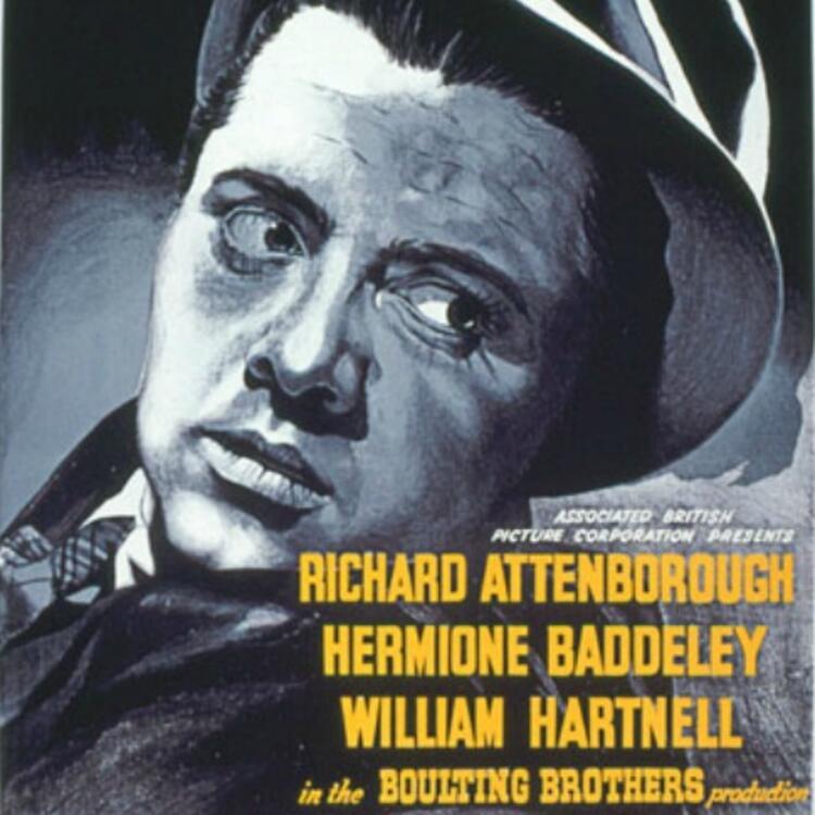 poster image for film Brighton Rock