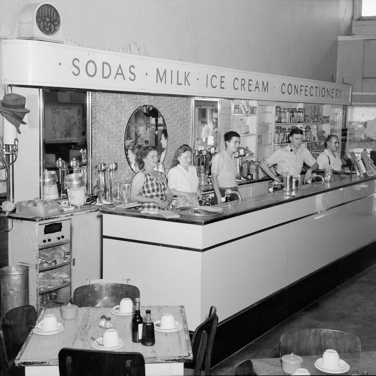 Soda shop, Penrith