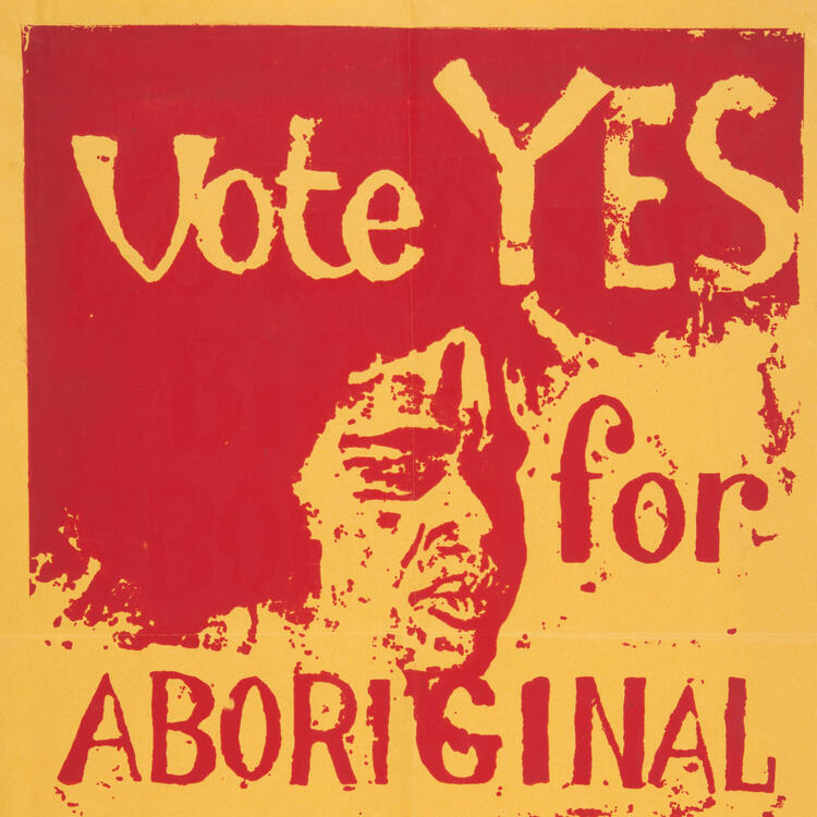 Vote Yes for Aboriginal Rights