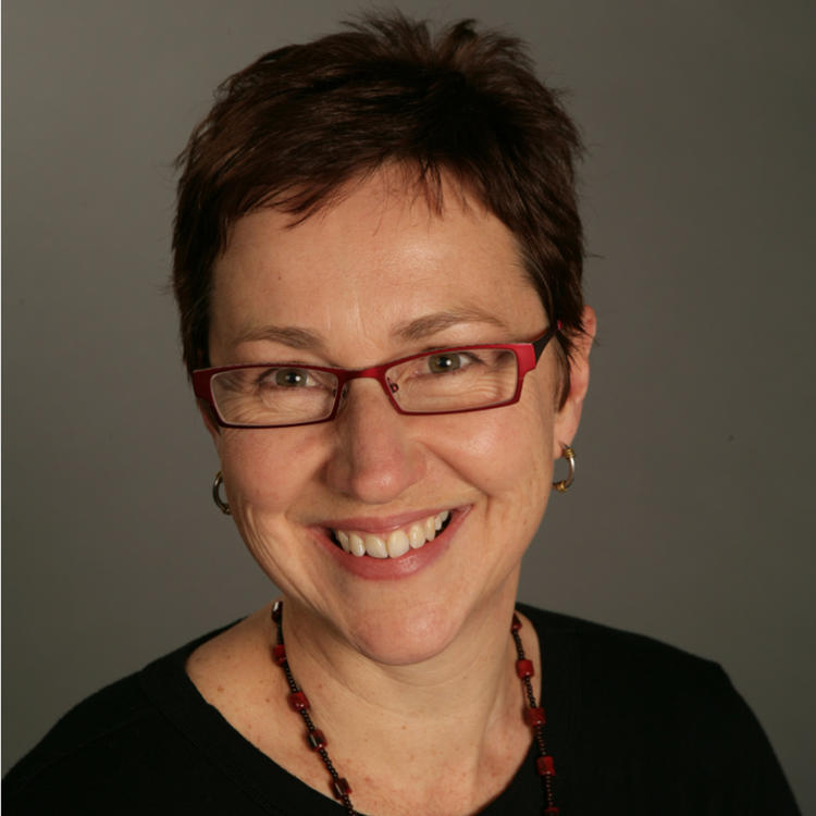 Head shot of Cathy Wilcox
