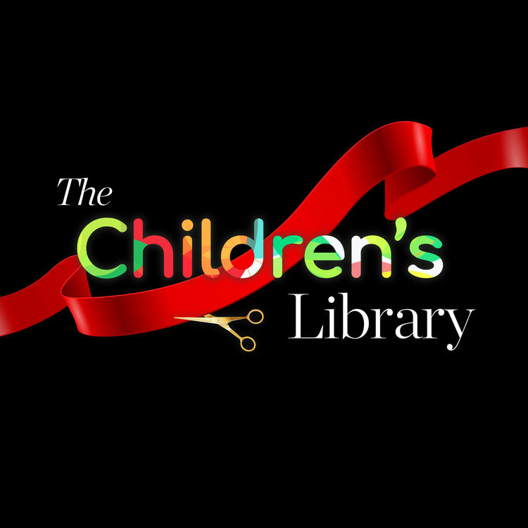 Children's Library text graphic.