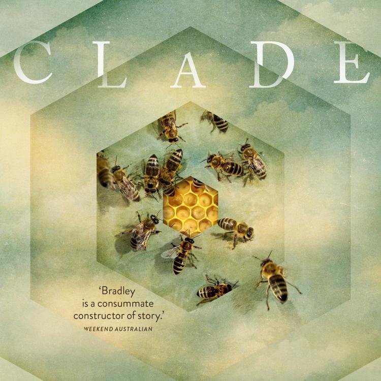 Book cover of Clade by James Bradley
