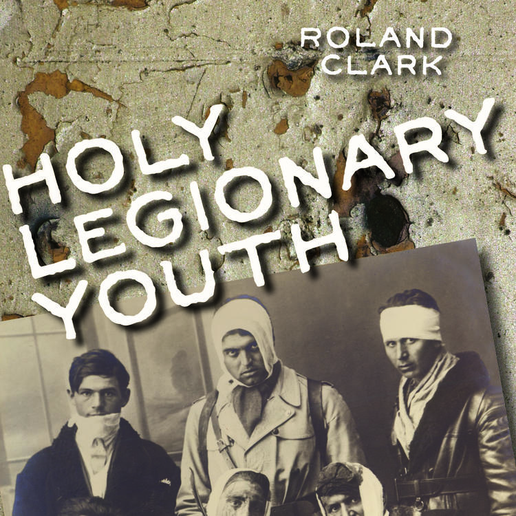Book cover Holy Legionary Youth
