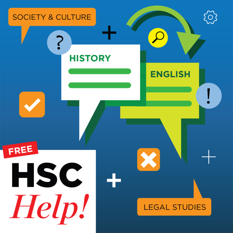 HSC Help! Society & Culture eresources workshop