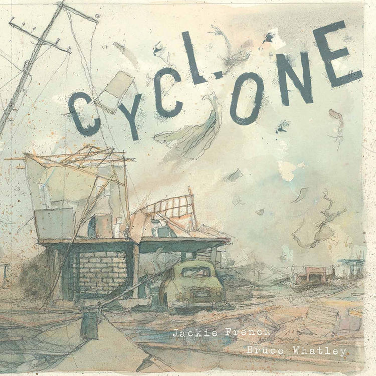 Book cover of Cyclone