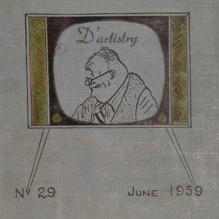 Front cover of an issue of D'artistry