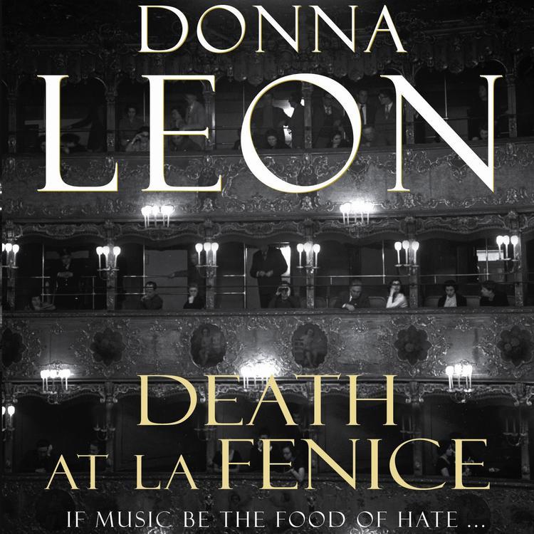 Donna Leon book cover