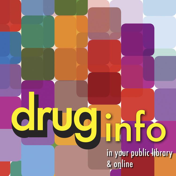 Drug Info corporate branding