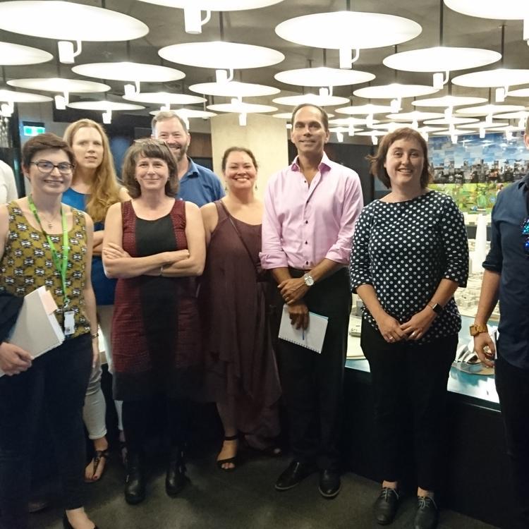 City of Sydney Meeting