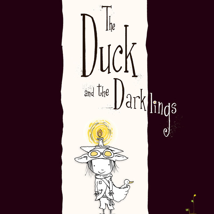 Duck and the Darklings book cover