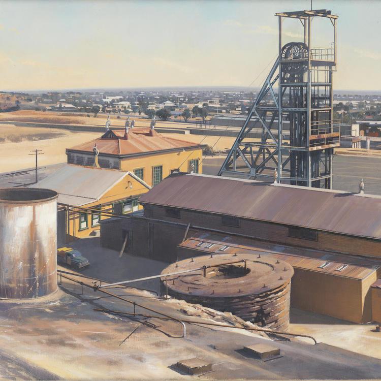 Delprats Mine