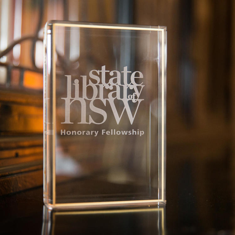 Library Council Honours Trophy Image
