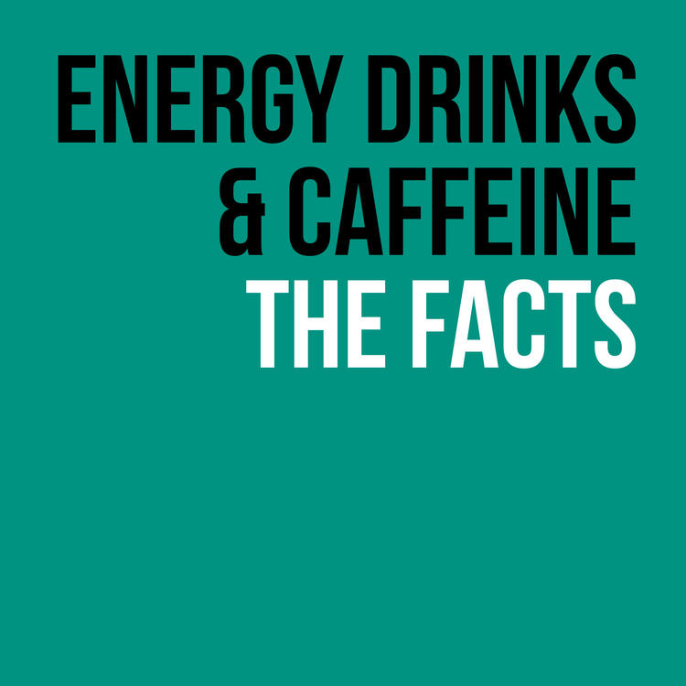 Energy drinks cover image