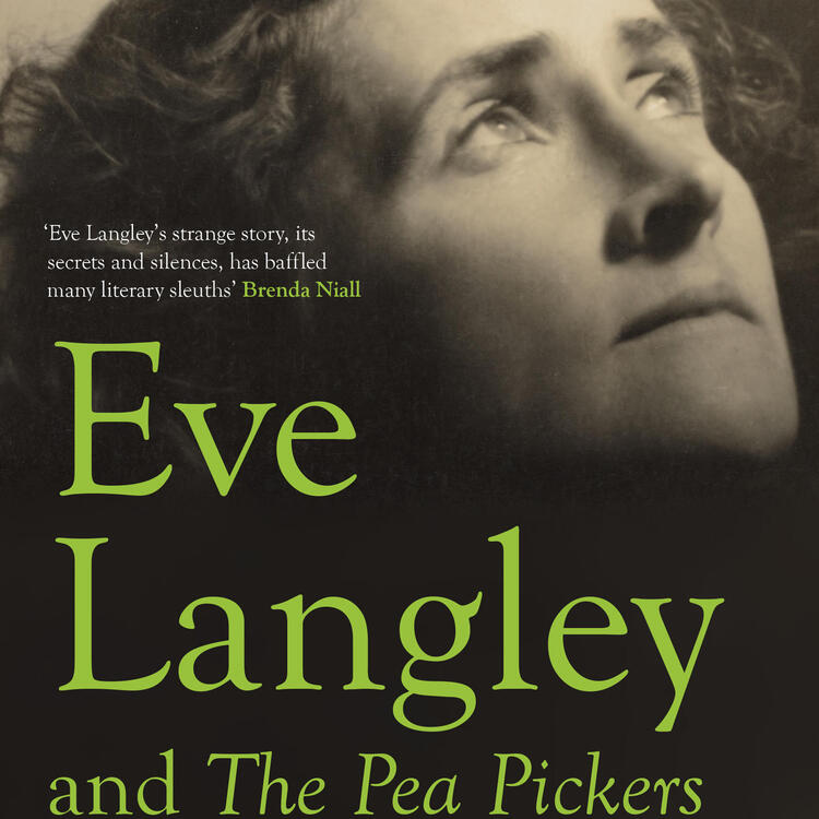 Book cover Eve Langley and The Pea Pickers