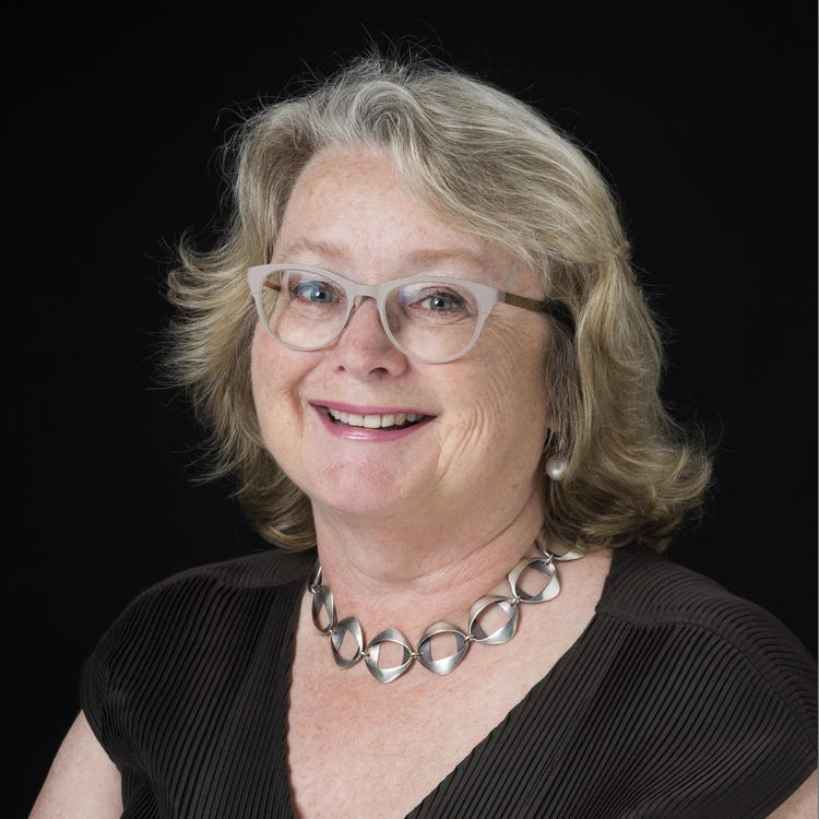 Photo of Library council member Jane Garling