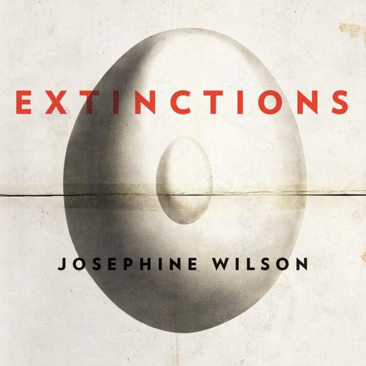 Extinctions Front Cover