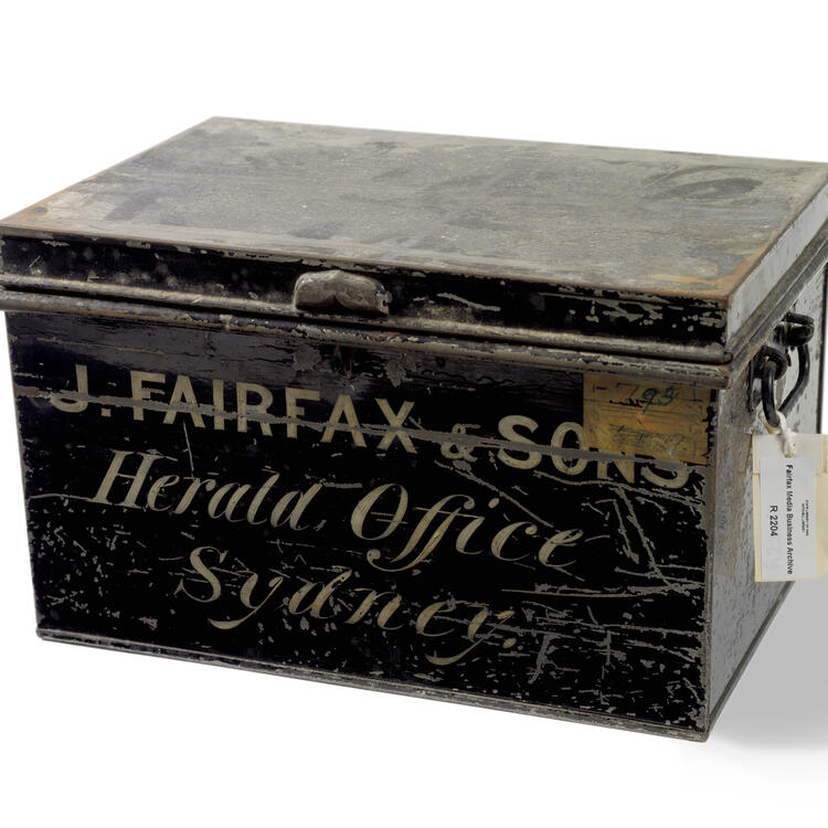 Fairfax box