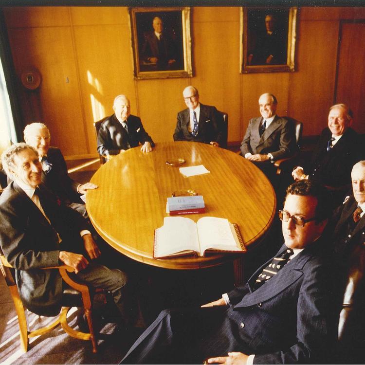 The Board of John Fairfax Limited 1978