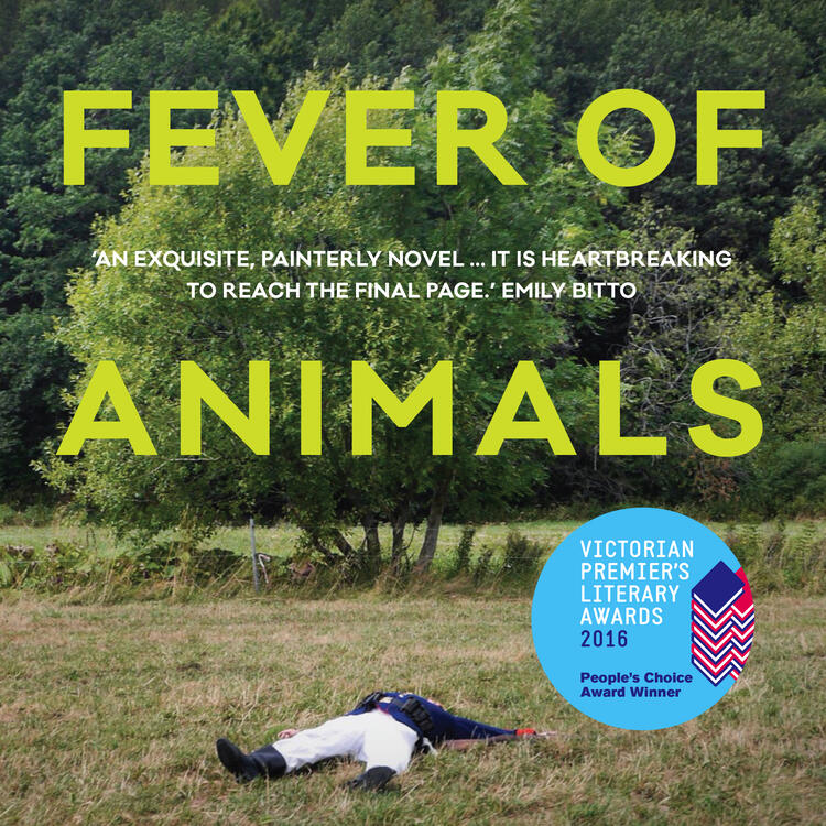 Book cover of Fever of Animals