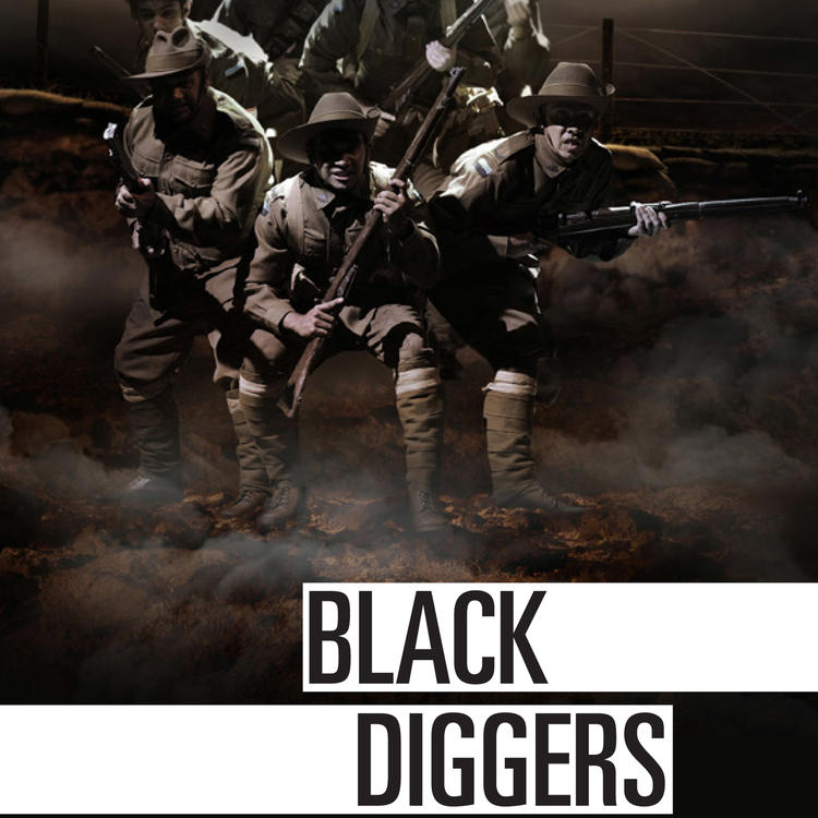 Black Diggers by Tom Wright