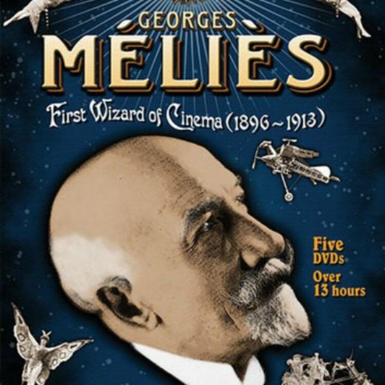 Silent Film Poster for Georges Melies