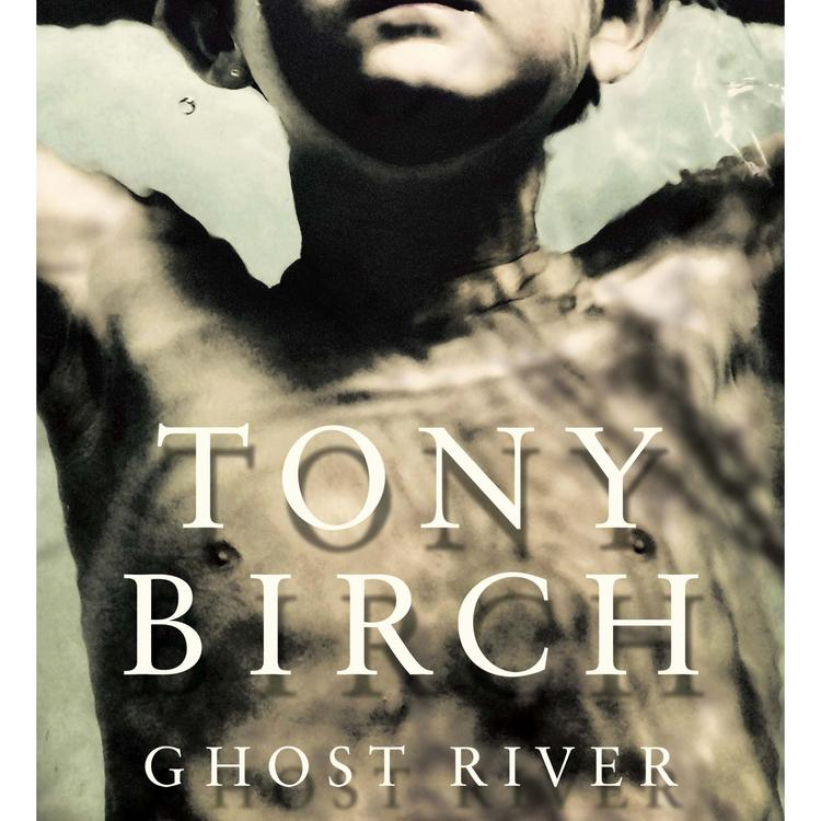 Book cover of Ghost River by Tony Birch