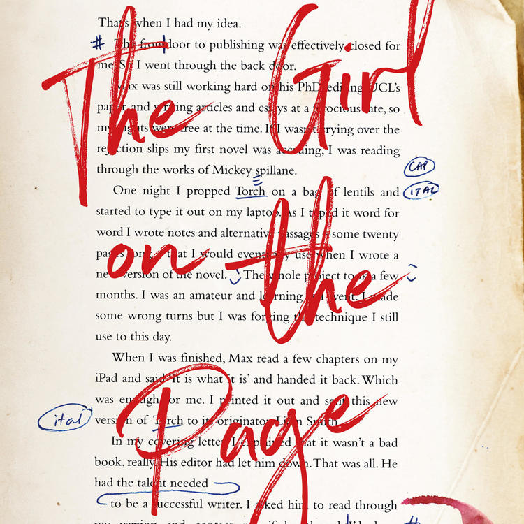 Girl on the Page Cover